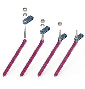 uBase iliosacral fixation system from ulrich medical